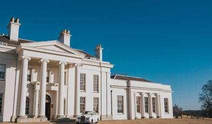 Hylands House and Grand Pavilion 1