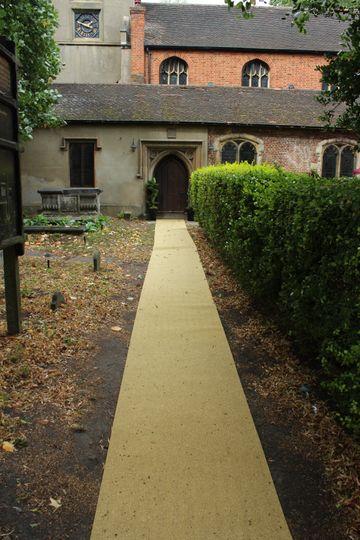 The Old Church Wedding venue