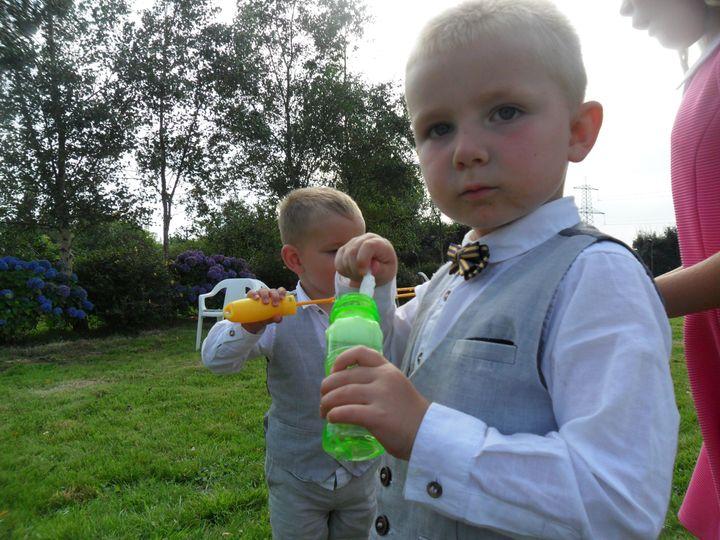 Wedding creche 2016