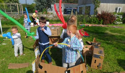 Pack-Away Play - Childcare