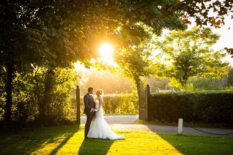 An Autumn Wedding at Fennes