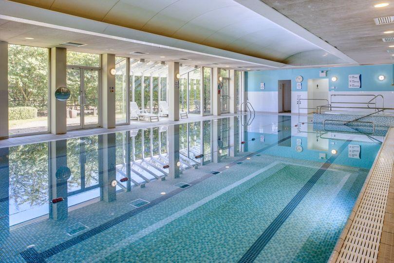 On-site pool