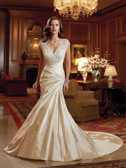 Sophia Tolli Bridal Gown