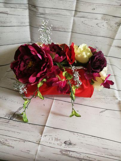 Flower Bag - Silk