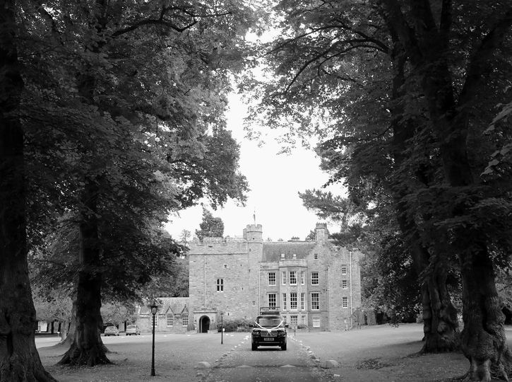 Leaving Carberry Tower