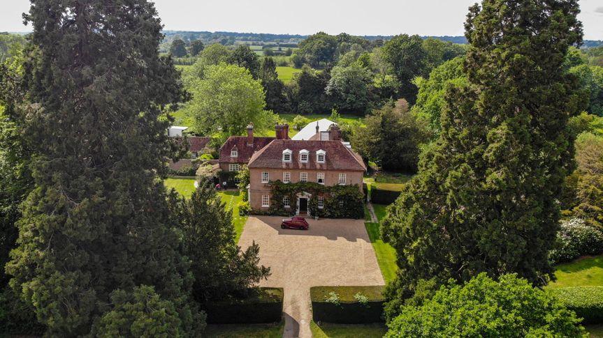 Sprivers Mansion