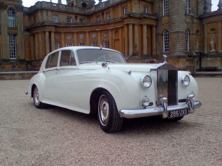 Classic Rolls-Royce Silver Cloud