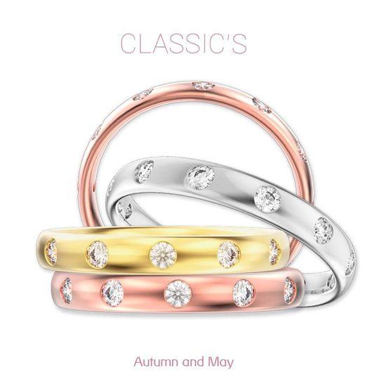 Classic Eternity Rings
