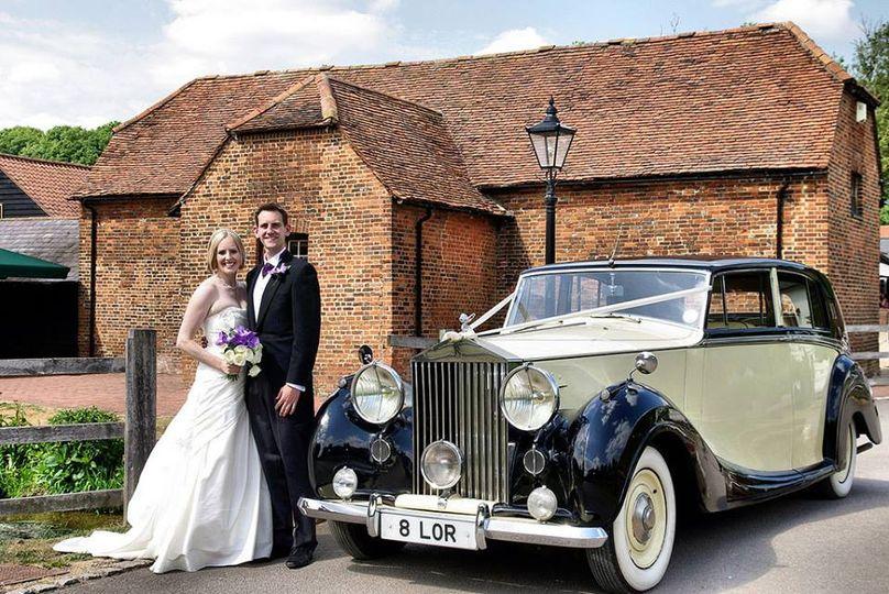premier carriage wedding cars 3 4 164763