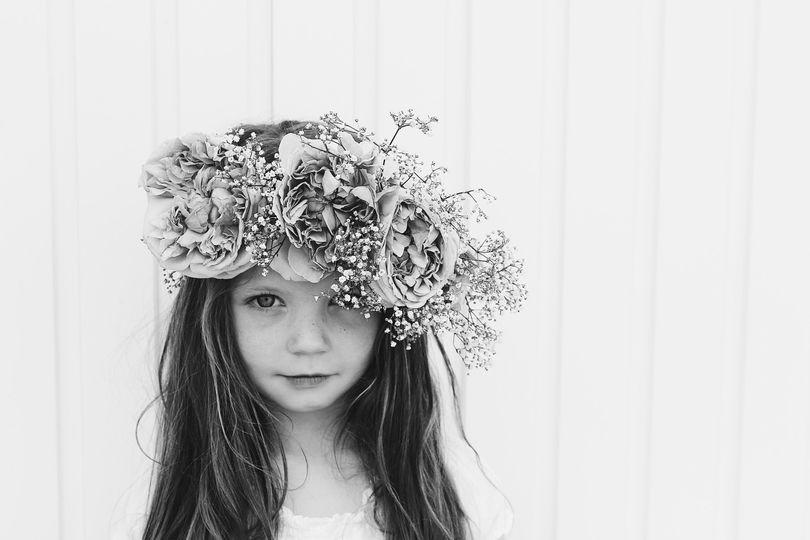 Child's Flowercrown