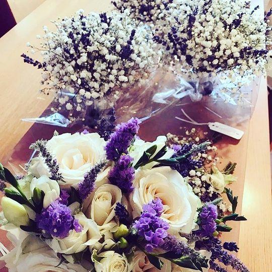 Fairytale bouquets