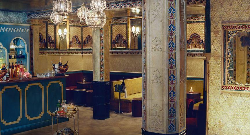 Victorian Bath House 7