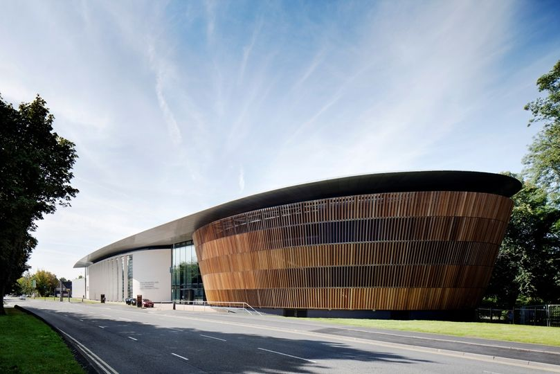 The Royal Welsh College of Music and Drama Photographer: Joe Clark