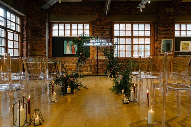 Gallery Ceremony