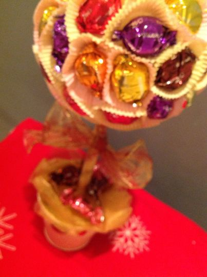 Our 'Moments' candy tree