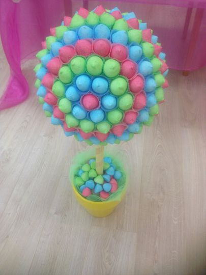 One of our candy tree designs