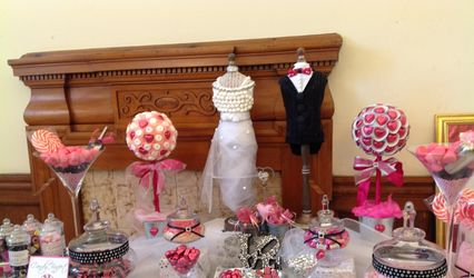 Candy Creations Glasgow & West Scotland - Sweet Table 1