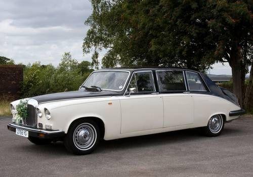 7 seat Daimler Limousine
