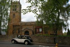 Moulton church