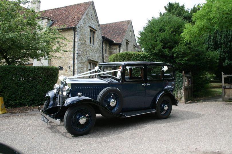 1933 Vauxhall Grosvenor Cadet
