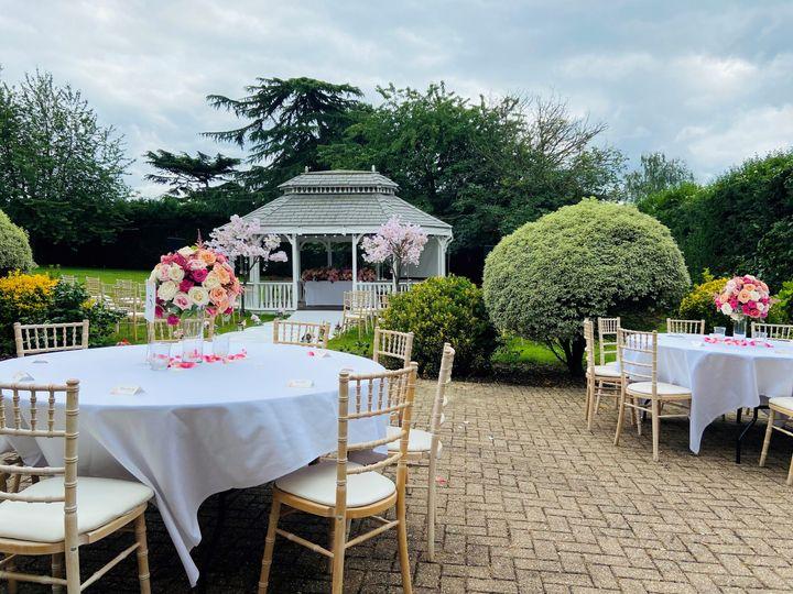 Outdoor Ceremony & Reception