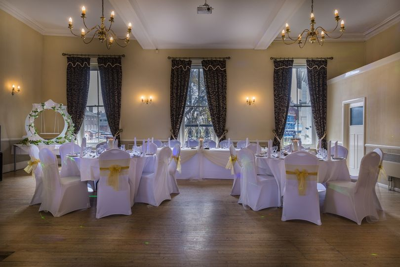 Sophisticated event space