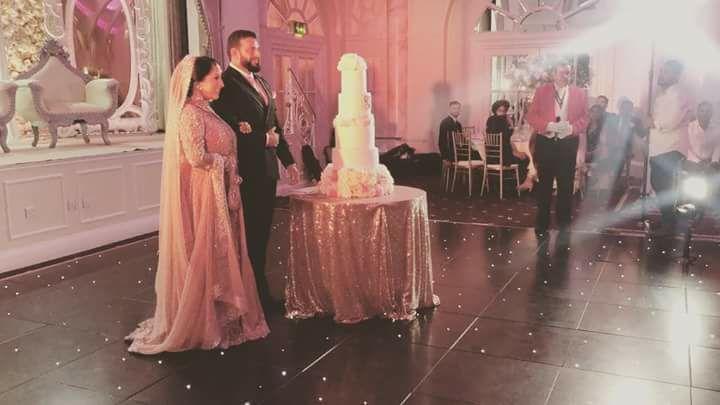 English Asian weddings