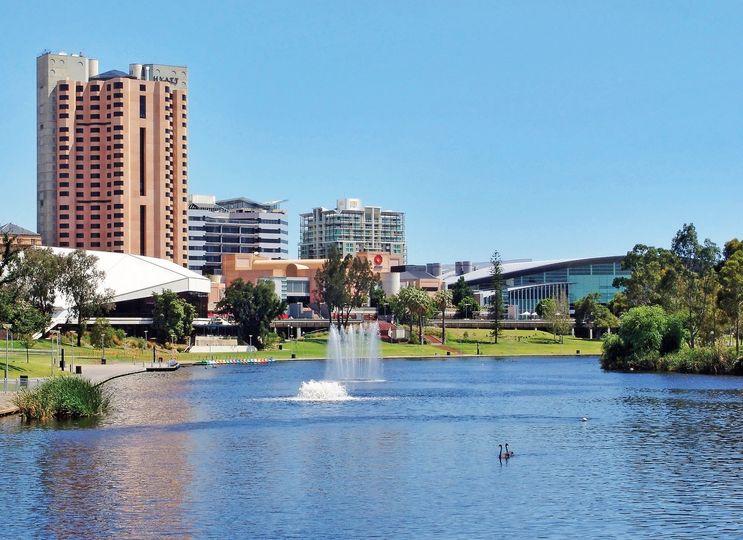 Australian cityscape