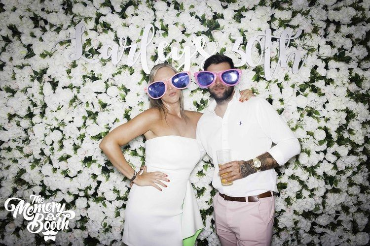 Photo Booths The Memory Booth 78