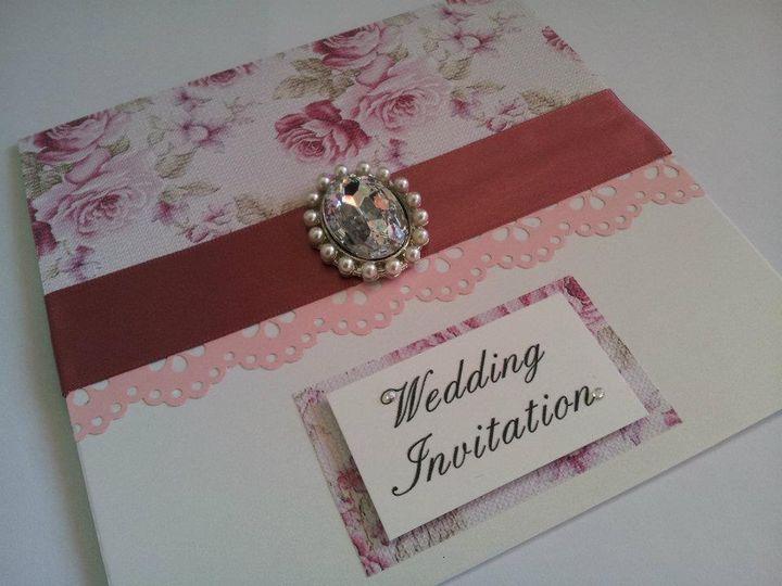 Lovely invitation