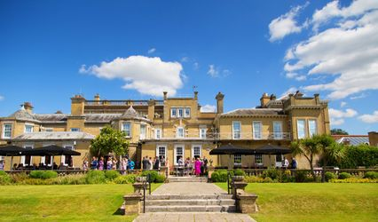 BEST WESTERN Chilworth Manor 1
