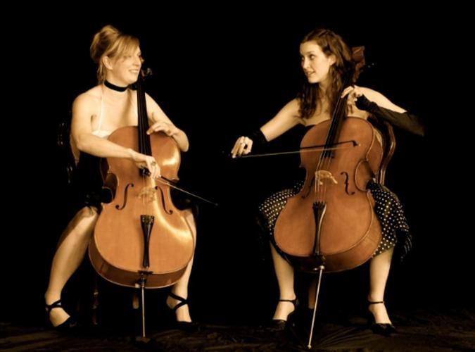 Cello duos