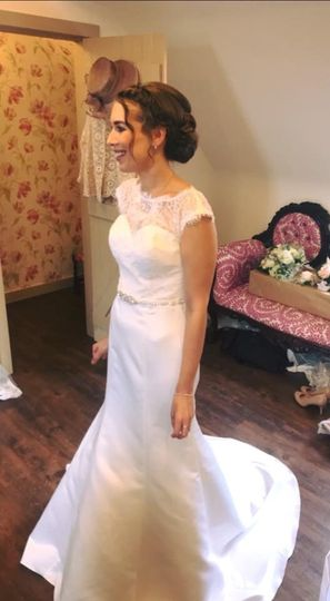One of my gorgeous brides
