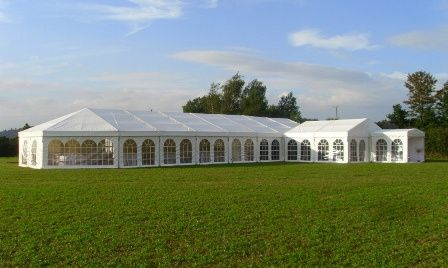 9m wide hex ended marquee 4 44918