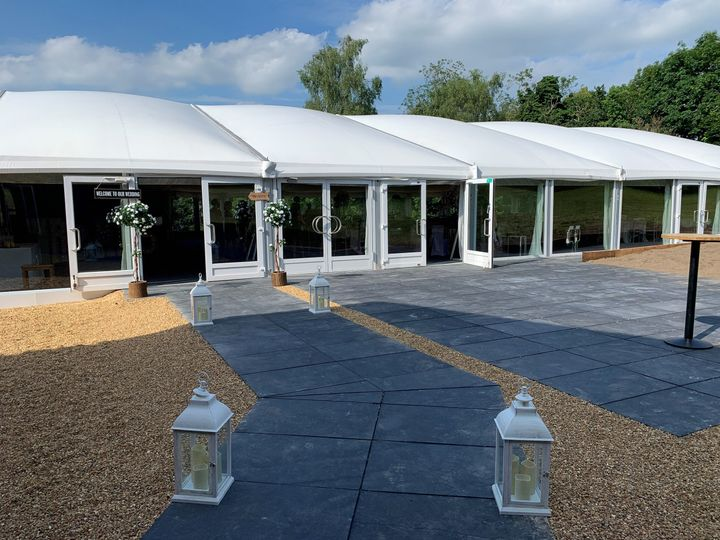 Marquee Patio