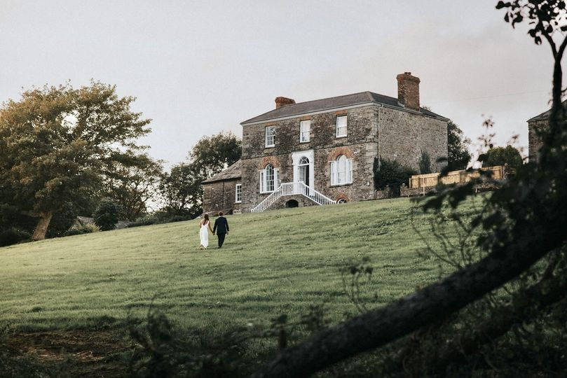 Launcells Barton- Manor House