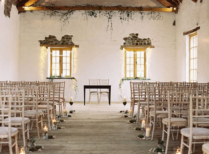 Launcells Barton- Ceremony Barn