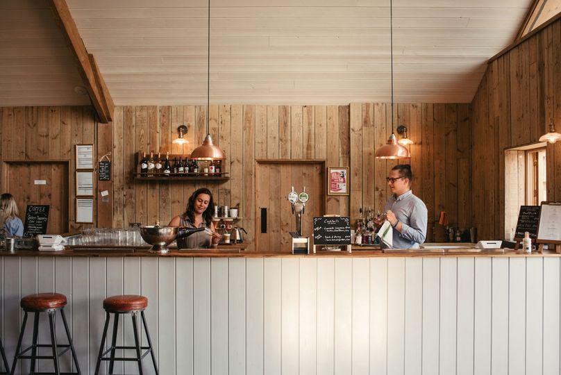 Launcells Barton- Top Bar