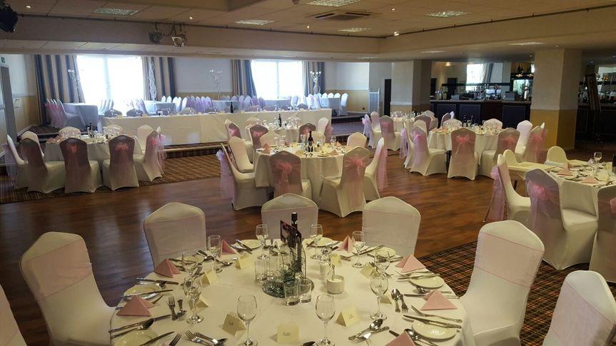 Afon Suite Wedding Breakfast
