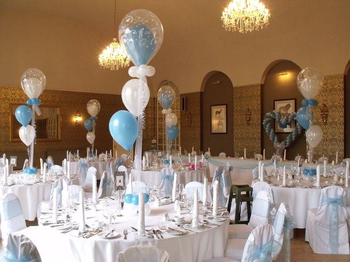 Wedding Balloon Decorations