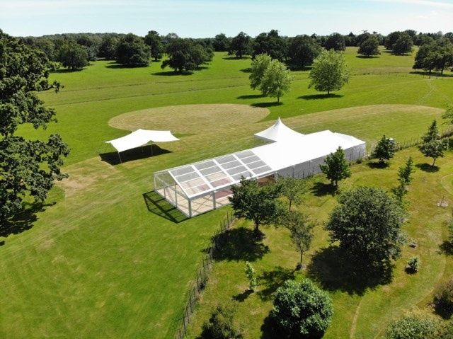 Marquee Hire Miller Marquees 50