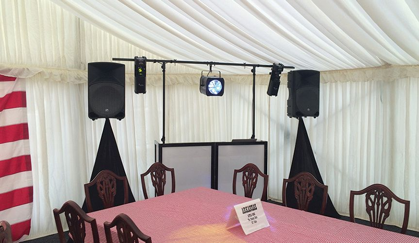 Marquee disco