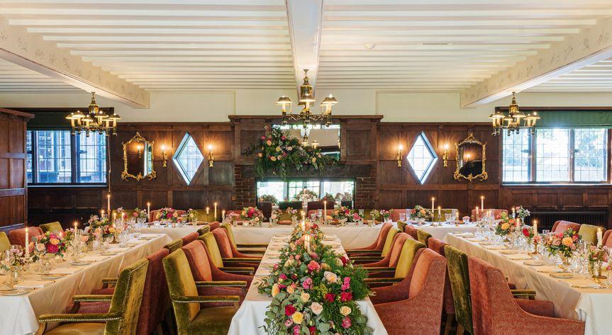 Hampshire Wedding Venue | Montagu Arms Hotel