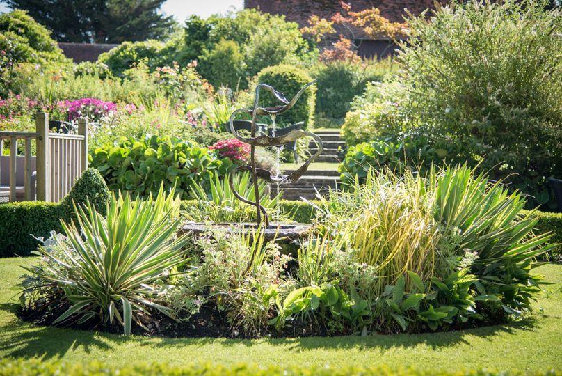 Montagu Arms Garden