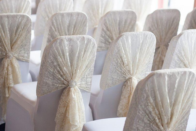 Lace Hoods - Civil Ceremony