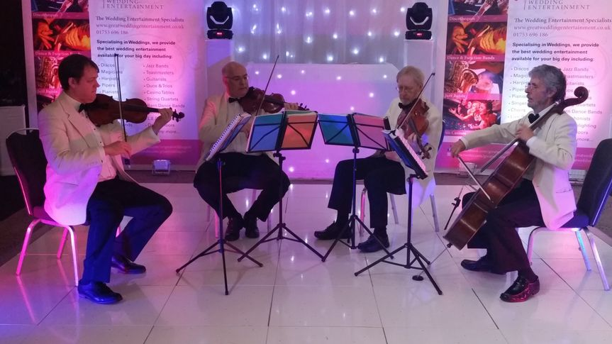Music and DJs Phoenix String Quartet 10