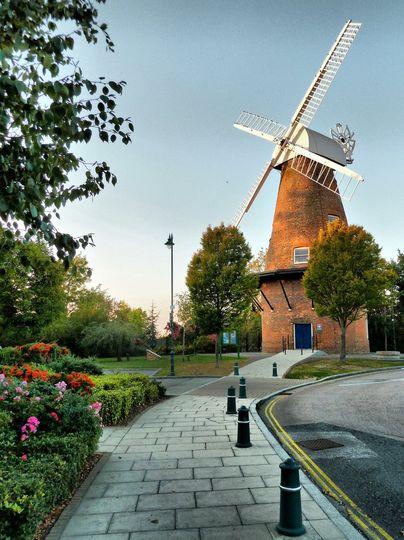 Rayleigh Windmill 2