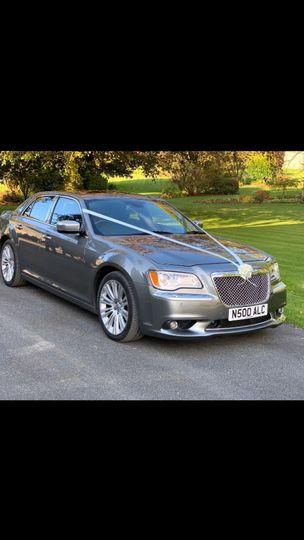 Chrysler 300c 2nd generation