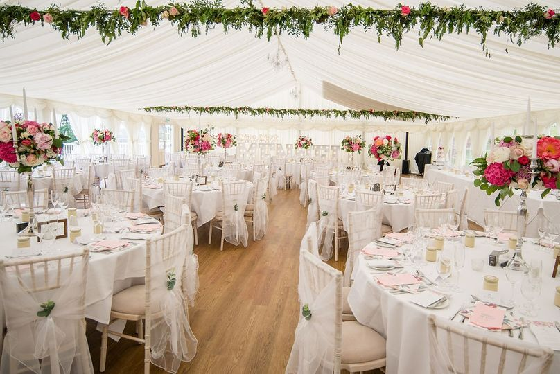 York House Marquee