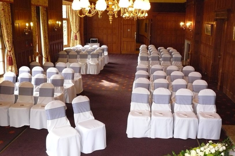 The Oak Room Civil Ceremony